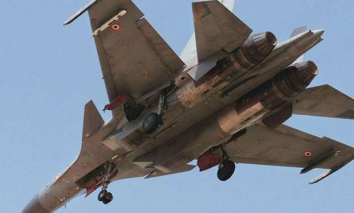 sukhoi 30 fleet plagued by engine woes parrikar assures