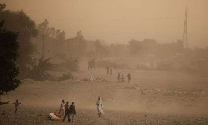 7 killed in rajasthan dust storm