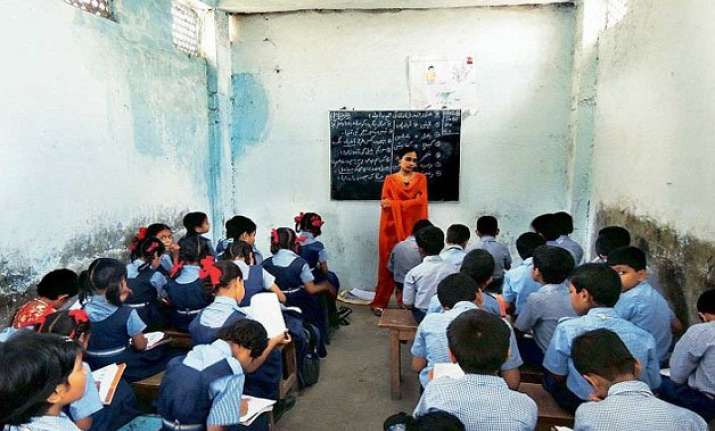 54 gujarat state run schools running without teachers