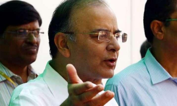 arun jaitley describes pakistan as global puzzle
