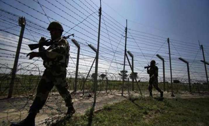 pakistan violated border ceasefire 685 times in eight months