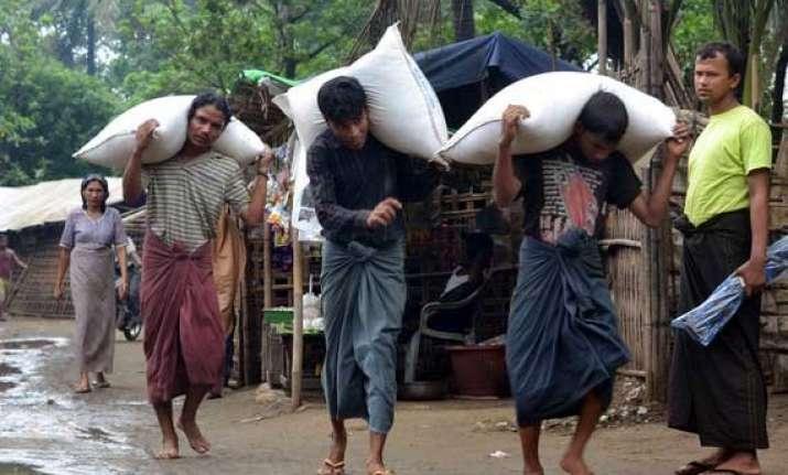 northeast india turns to myanmar bangladesh for rice