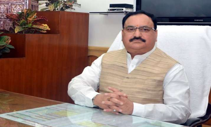nadda launches media campaign for mission indradhanush