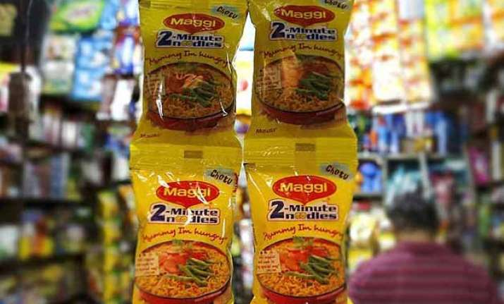 a month into maggi fiasco sales of instant noodles crash 90