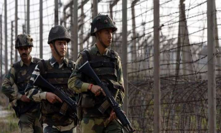 j k govt asks army to ensure fencing of areas under mines