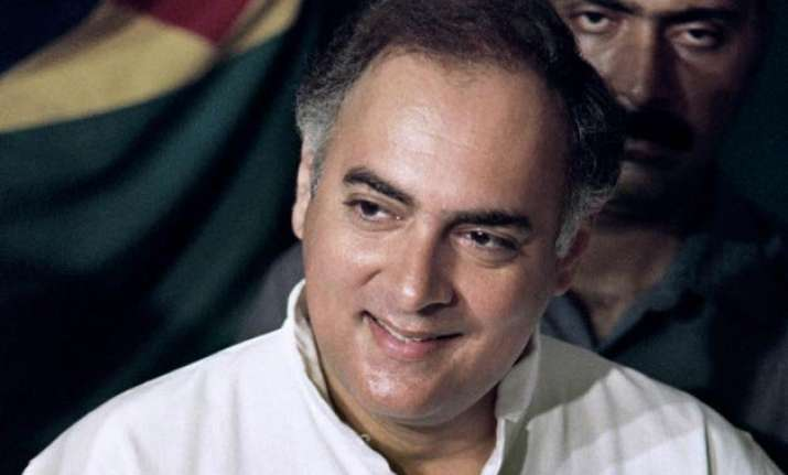 tribals of gujarat organise fare in memory of rajiv gandhi