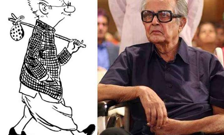 happy b day rk laxman cartoonist who became voice of the