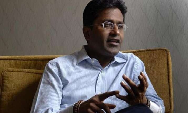 lalit modi announces global ngo to clean filth in india