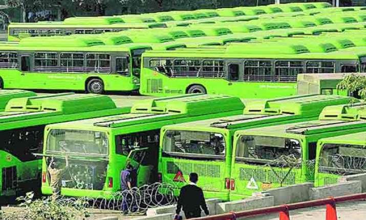 dtc strike hits commuters delhi govt invokes esma