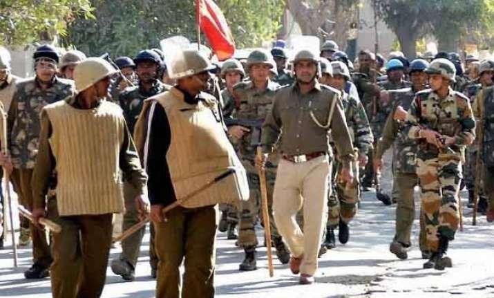 jats lift blockade on delhi hissar rail route