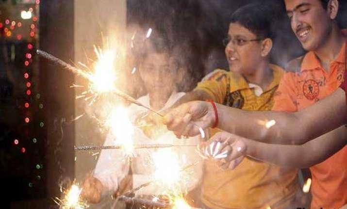 how to guard against diwali burns