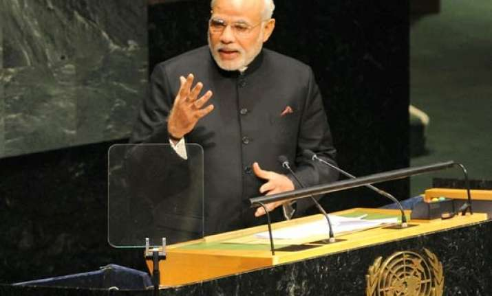 un day to look at roadmap for future modi