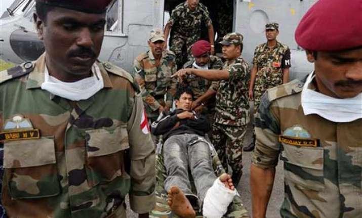 denmark very happy appreciates indian efforts in nepal