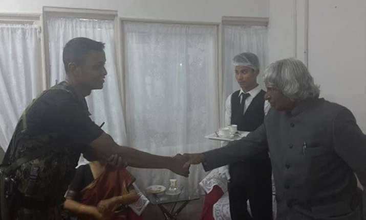 firsthand account dr apj abdul kalam s last few hours