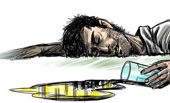 3 killed four fall sick after consuming hooch