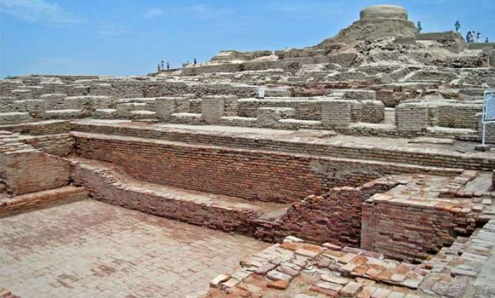 up village could have possible harappan link