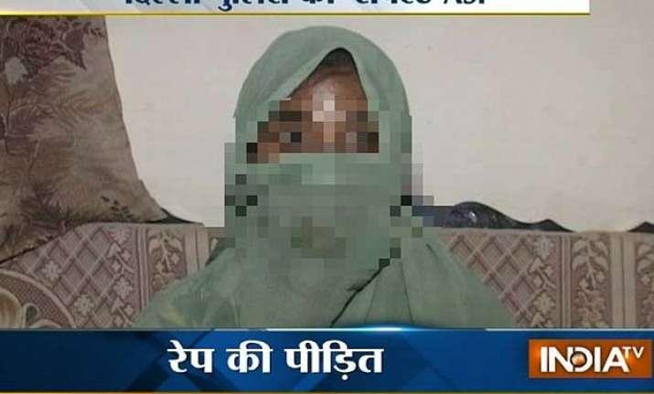 delhi cop rapes friend s maid at gunpoint arrested