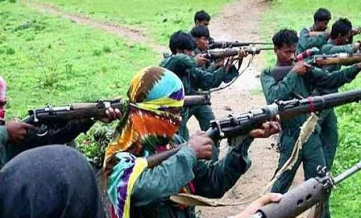 ranchi ssp injured driver maoist commander killed in