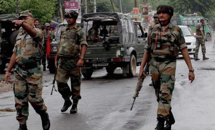 1 474 buildings and 56 bunkers vacated from army j k
