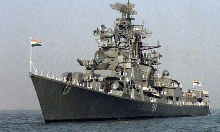 india s most advanced warship to get the missing missiles