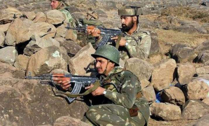pakistani troops violate ceasefire 9 times in four days