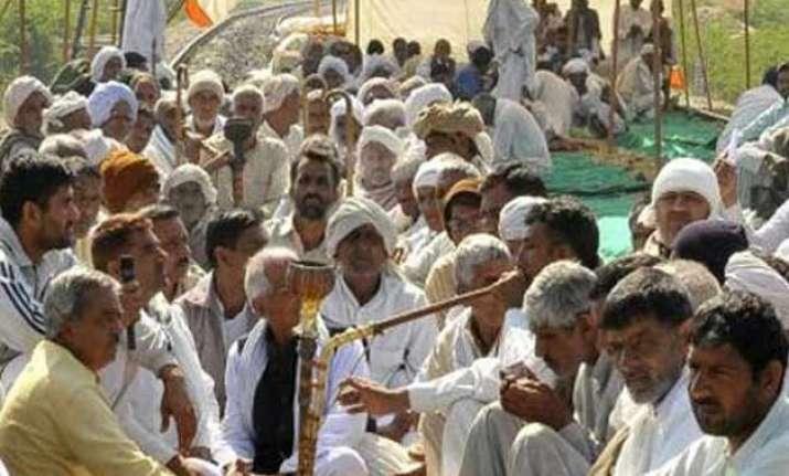 jat stir 14 arrested for rioting damaging govt property