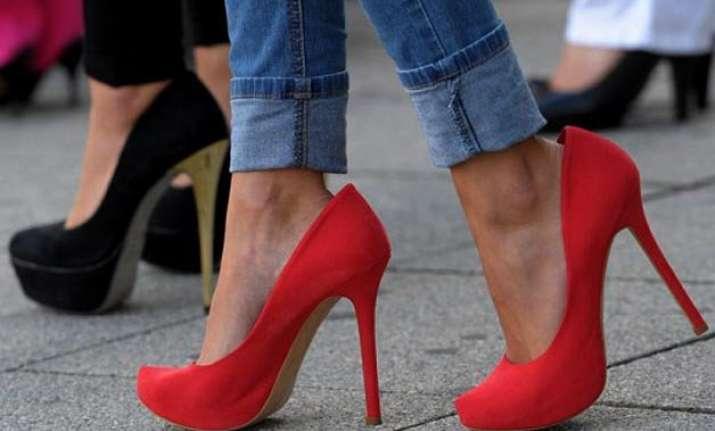 excess use of high heels causes osteoarthritis