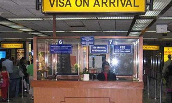 six fold rise in visa on arrival us tops the chart