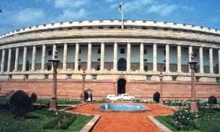 bill in ls for three fold hike in mps salaries