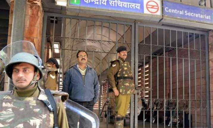 delhi cisf stopped 180 metro suicides caught over 500