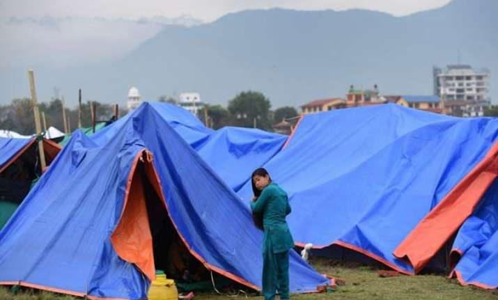 india dispatches 8 450 tents to quake hit nepal