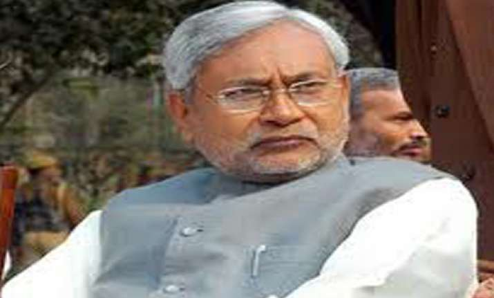 new bihar govt to take oath on friday