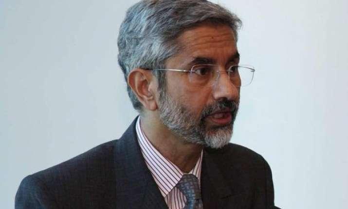 no dramatic results expected from jaishankar s pakistan