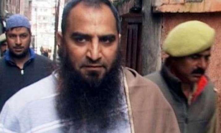court rejects separatist leader masarat alam s bail plea