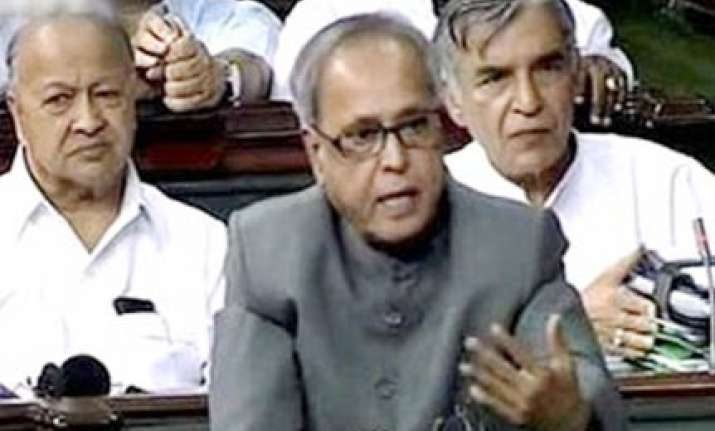 pranab says he will ascertain lalgarh rally facts from