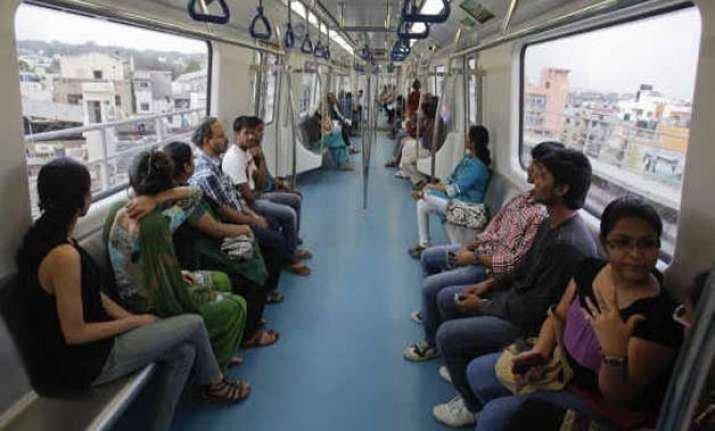 dmrc inks mou with railtel for wifi facility at metro