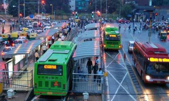aap govt may soon scrap brt corridor