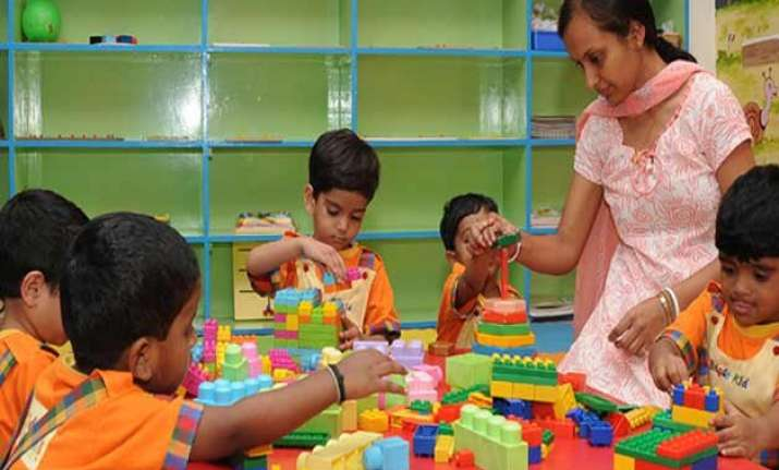 children under six should have right to creche law panel