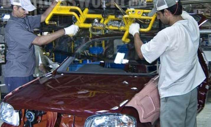 industrial output rises 16.7 per cent in january