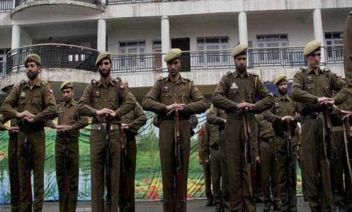 police rifles fail to fire during a gun salute to uri martyr
