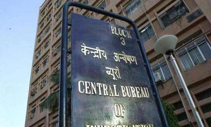 1 million bribe cbi files fir against ex bureaucrat