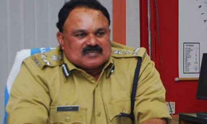 kerala police ig caught cheating in exam asked to go on