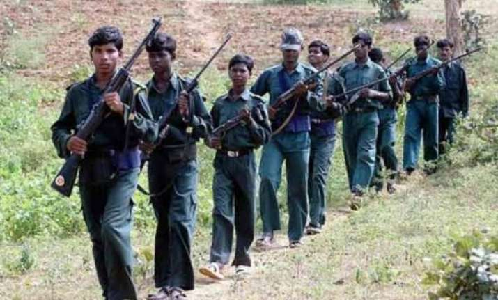 woman naxal commander surrenders in chhattisgarh