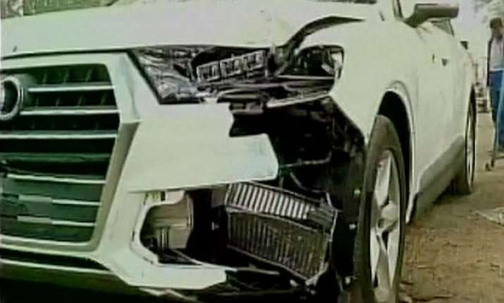 air force officer run over by audi during r day rehearsal