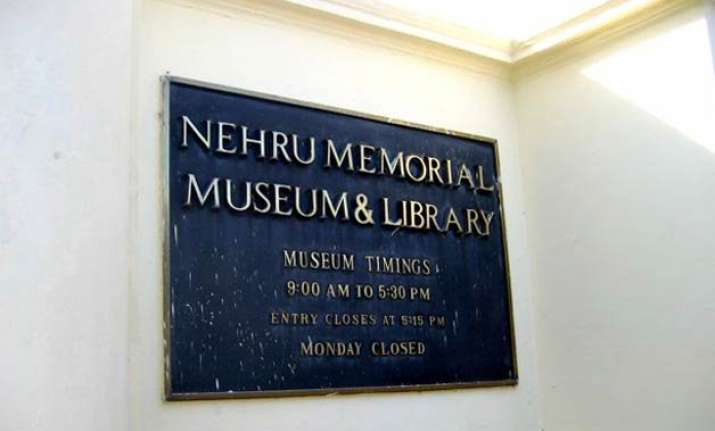 modi government to revamp nehru museum congress cries foul