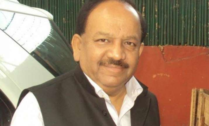 tobacco produces nothing less than death harsh vardhan