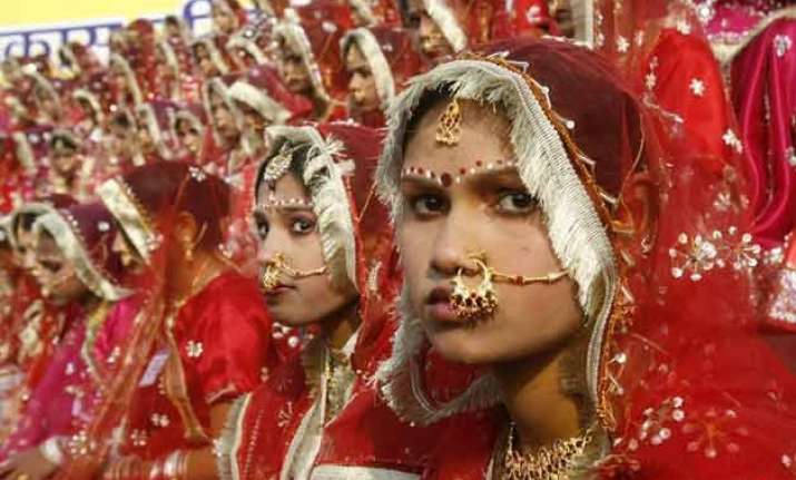 41 of teenage girls in india have married 2011 census data