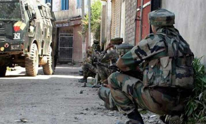 2 lashkar e taiba commanders shot dead in encounter