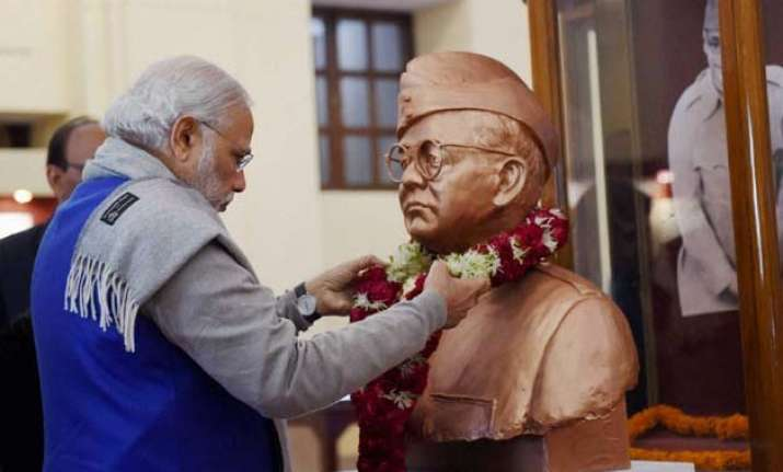 india said no to joint probe into netaji s death file