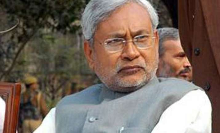 nitish cancels dinner party for bjp leaders